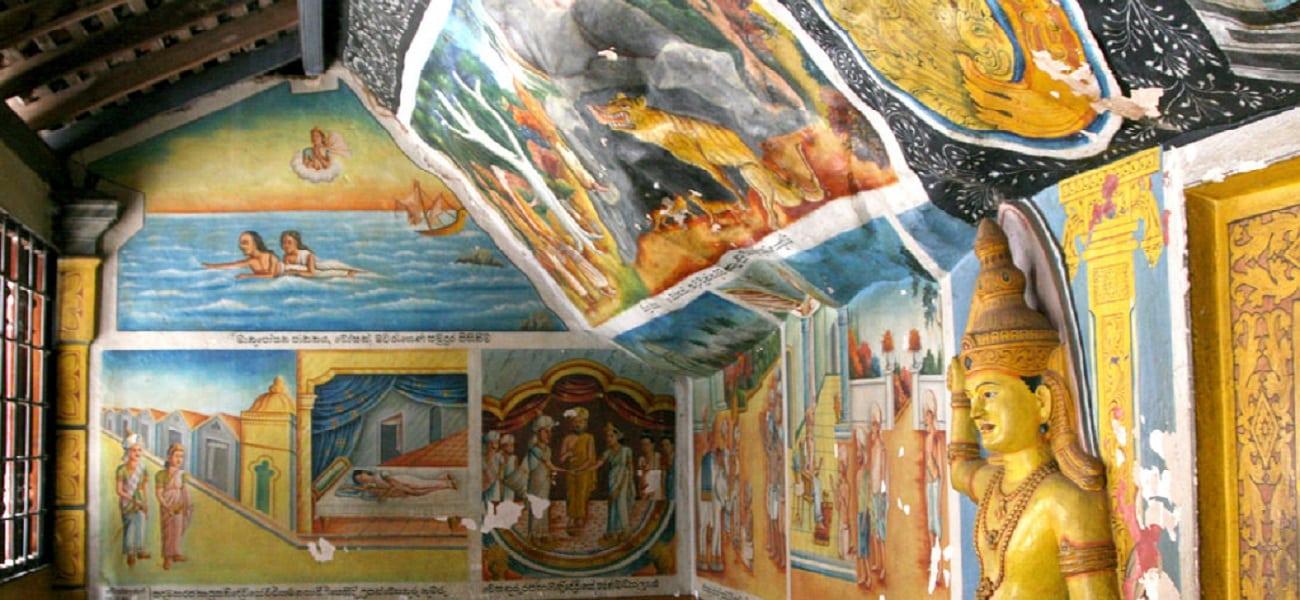 Aluvihare Rock Temple Matale 05