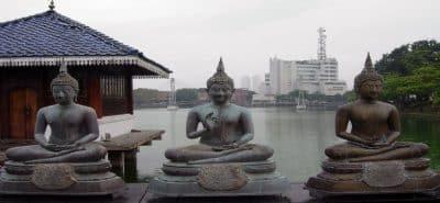 Bouddha Colombo