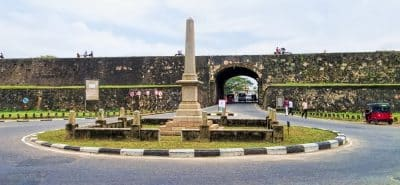 Galle remparts