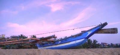 Negombo Bateau