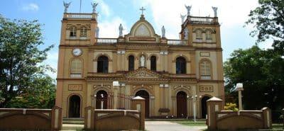 Negombo Eglise