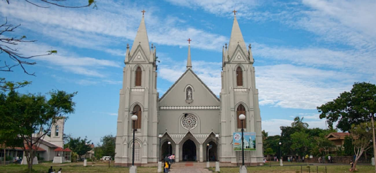 Negombo Eglise(2)
