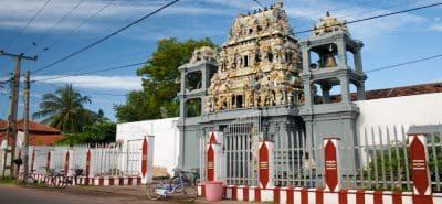 Negombo Temple Tamoul